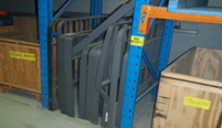 Lean Warehousing - Forklift Spares